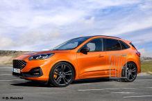 Ford Kuga ST (2020): erste Infos, Motor, Marktstart