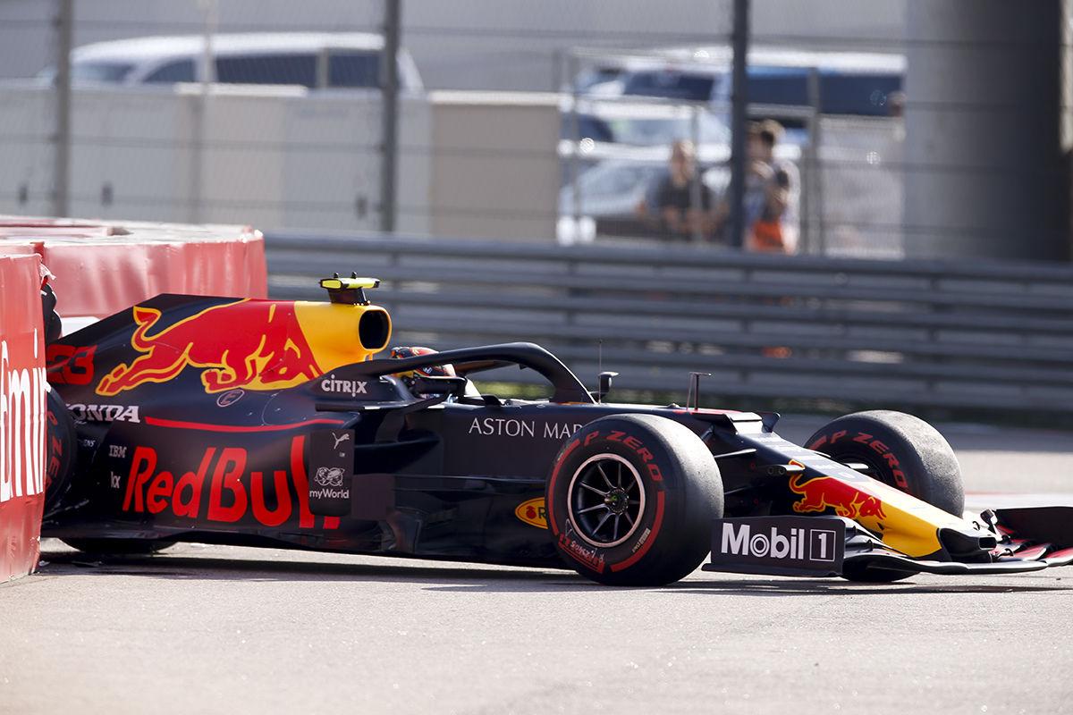 Formel 1 Unfälle 2019
