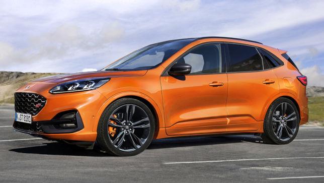 Der neue Ford Kuga ST