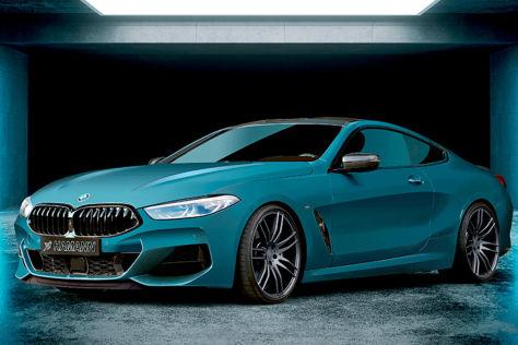 BMW 8er Tuning: Hamann