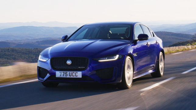 So fährt der neue Jaguar XE!