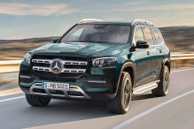 Mercedes Luxus-SUV