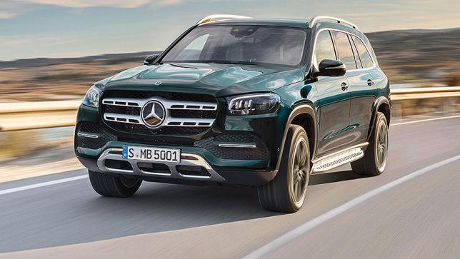 Mercedes Luxus-SUV