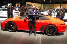 So kommt der Porsche Speedster