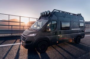 Action-Mobil auf Ducato-4x4-Basis