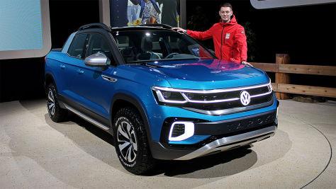 VW Tarok (2019): Test