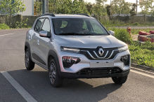 Renault City K-ZE (2019): Vorstellung