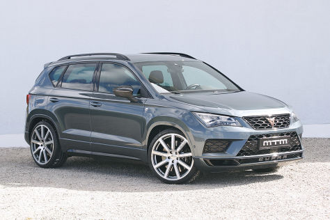 Cupra Ateca Tuning: MTM-Upgrade