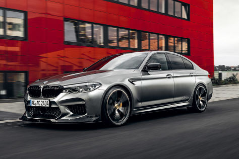 BMW M5 Competition Tuning: AC Schnitzer