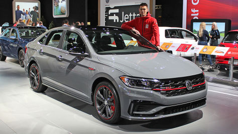 VW Jetta GLI (2019)