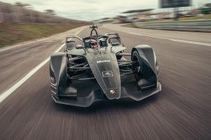 Das erste Video vom Porsche-Test