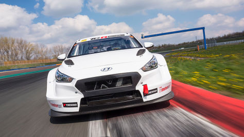 TCR Germany: Tracktest Hyundai