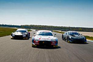 DTM-Test am Lausitzring