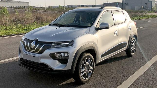 Ein E-SUV von Renault