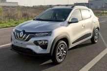 Ein E-Smart von Renault