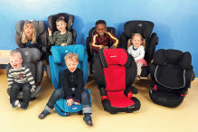 Kindersitze im Alltagstest!