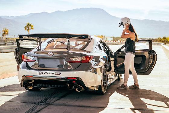 Lexus Experience Kalifornien