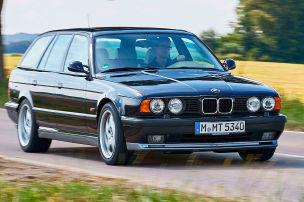 Unser Klassiker des Tages: BMW M5 (E34)