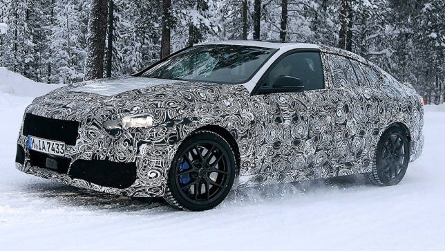 Das wird der CLA von BMW