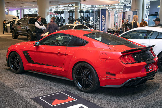 710 PS im Ford Mustang V8