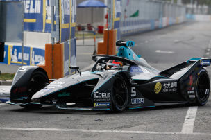 Formel E in Paris