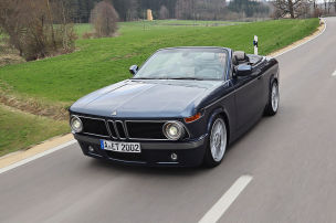 Retro-BMW auf 1er-Basis