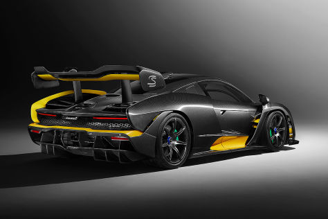 McLaren Senna: Die teuersten Extras
