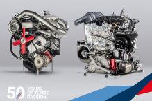 DTM: Turbos im Vergleich