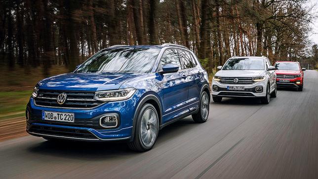 VW gewinnt das Mini-SUV-Rennen