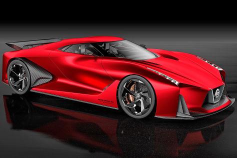 Nissan GT-R R36 (2021): Autonom,