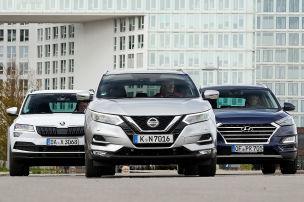 Qashqai: top mit neuem Diesel-Motor?
