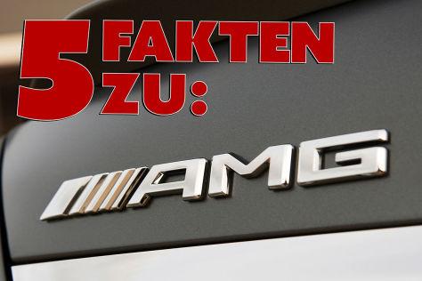 Wissenswertes zu Mercedes-AMG