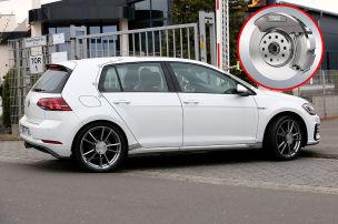 VW testet Feinstaub-Killer f�r Bremsen