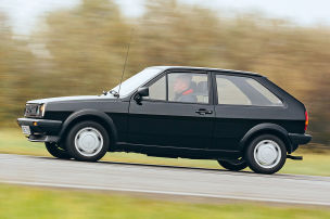 Klassiker des Tages: VW Polo G40