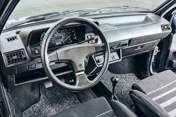 VW Polo G40: Unser Klassiker des Tages