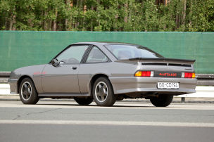 Klassiker des Tages: Opel Manta B