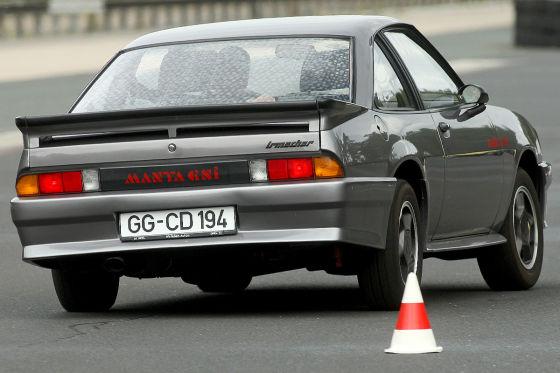 Opel Manta B: Unser Klassiker des Tages