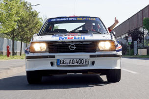 Klassiker des Tages: Opel Ascona B 400