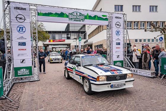 Bodensee Klassik 2019: alle Autos, alle Teams