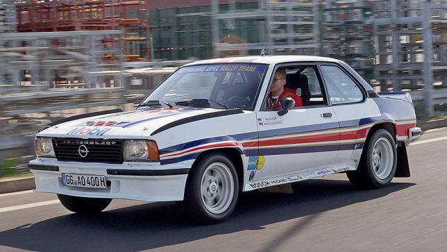 Das Weltmeister-Auto von Walter Röhrl