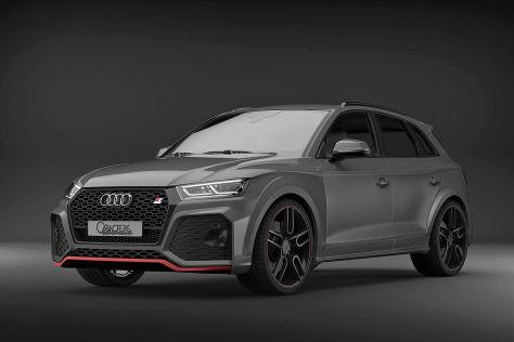 Audi Q5 Tuning: Caractere Widebody-Kit