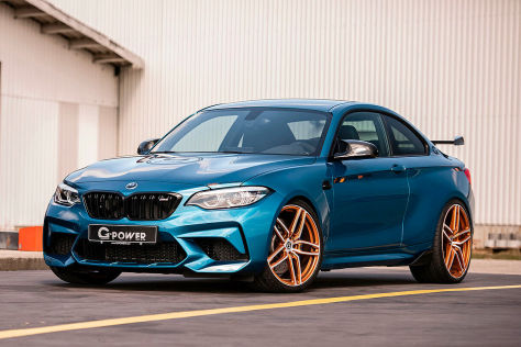 BMW M2 Competition Tuning: G-Power