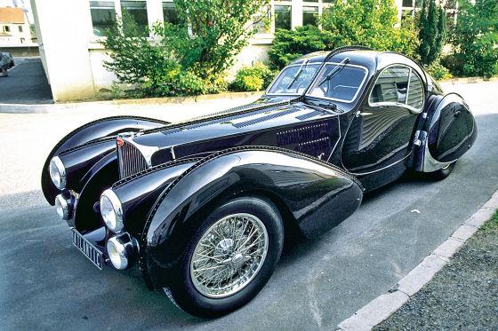 Ronaldo kauft Super-Bugatti doch nicht!