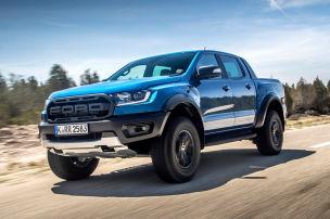 Ford Ranger Raptor: Fahrbericht