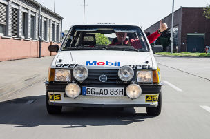 Klassiker des Tages: Opel Corsa A Cup
