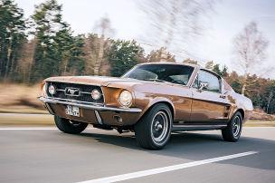 Klassiker des Tages: Ford Mustang GT