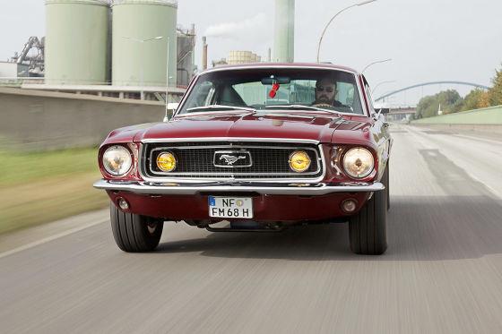 Ford Mustang GT: Klassiker des Tages