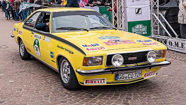 Oldie-Rallye: Auftakt zur 8. BKL