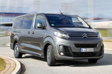 Citroën SpaceTourer: Test