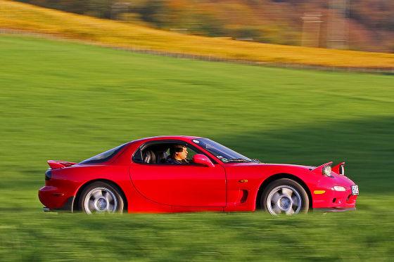 Mazda RX-7 FD: Klassiker des Tages